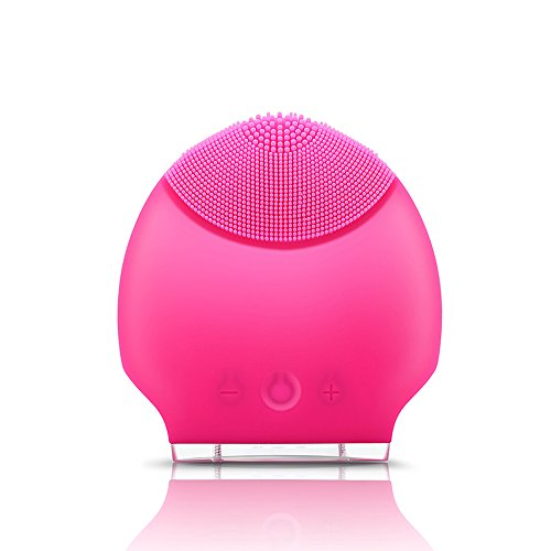 Anself-Silicone-Personal-Rechargeable-Mini-Ultrasonic-Beauty-Instrument-Super-Facial-Cleaner-Face-Care-0