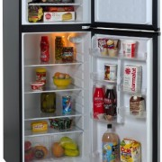 Avanti-RA7316PST-2-Door-Apartment-Size-Refrigerator-Black-with-Platinum-Finish-0