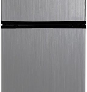 SPT-RF-314SS-Double-Door-Refrigerator-Stainless-Steel-31-Cubic-Feet-0