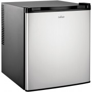 Culinair-Af100s-17-Cubic-Foot-Compact-Refrigerator-Silver-and-Black-0