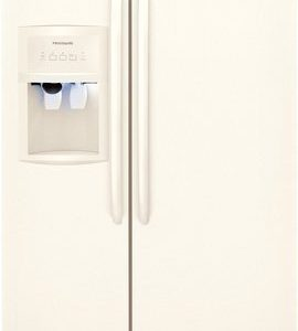 Frigidaire-FFHS2622M-Energy-Star-26-Cubic-Foot-Side-By-Side-Refrigerator-with-Store-More-Capacity-and-0