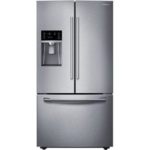 Samsung-RF28HFEDBSR-Energy-Star-28-Cu-Ft-French-Door-Refrigerator-with-Cool-Select-Pantry-and-Freezer-Drawer-Stainless-Steel-0